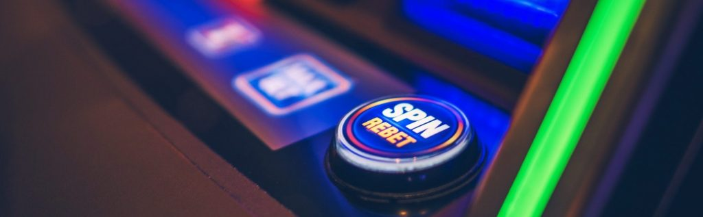 Spin and Rebet spelautomat