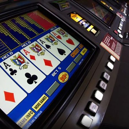 What are the lessons to learn from losing at an online video poker game?
