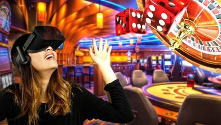 How to explain a virtual reality casino and how it works?